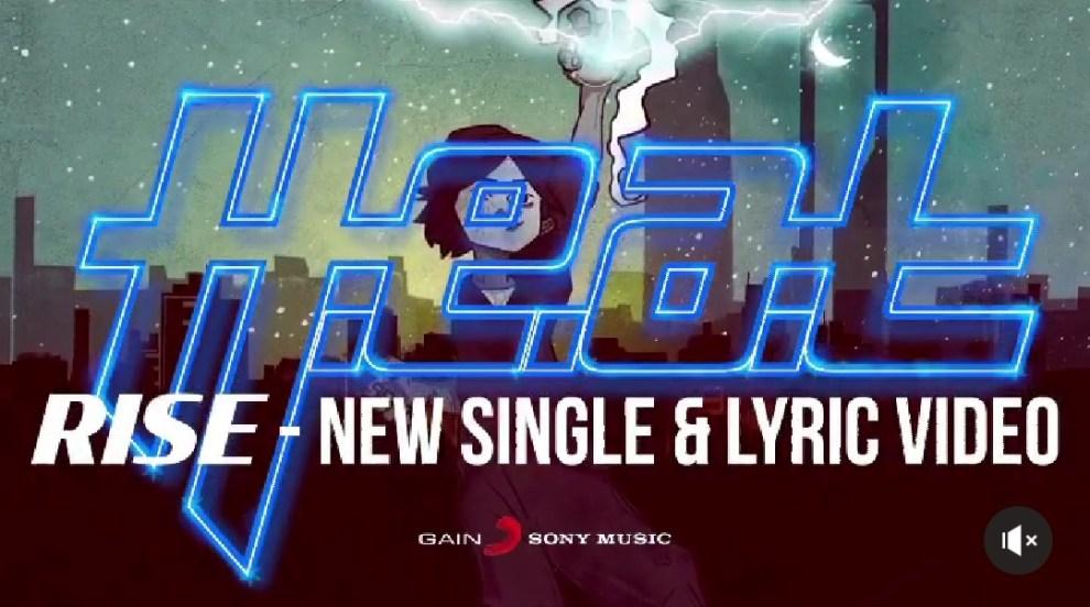 Ny singel från H.E.A.T 8 November!