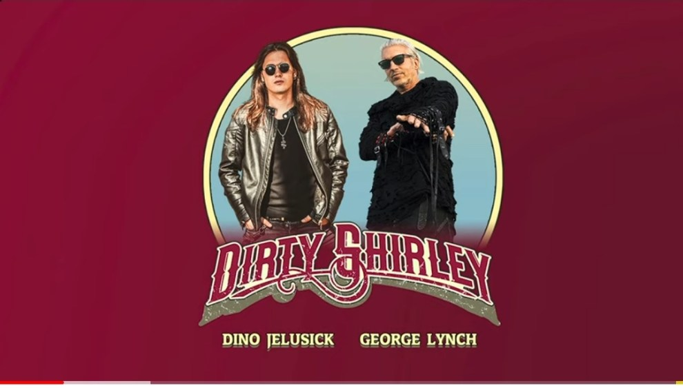 """Ny låt: Dirty Shirley – """"Here Comes The King""""."""