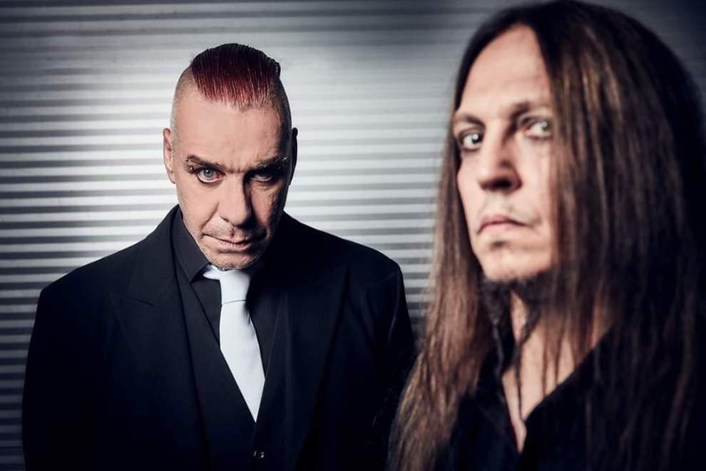 Lindemann till Sverige i Februari.