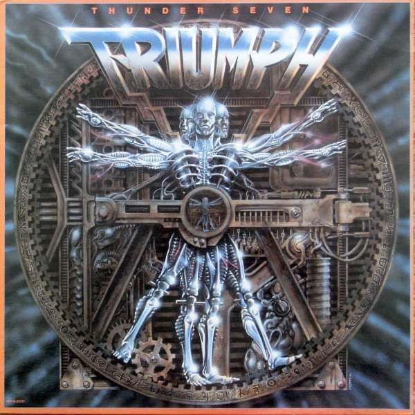 """Triumph – """"Thunder Seven"""" 35 år."""