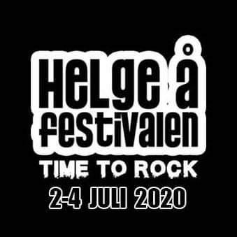 Skid Row klara för Helgeåfestivalen 2020.