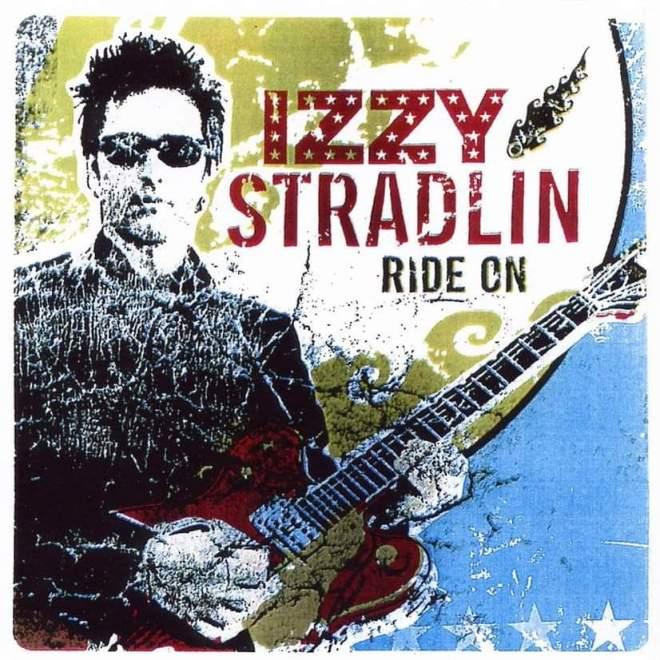 "Izzy Stradlin – ""Ride On"" 20 år."