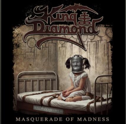 """Ny singel: King Diamond – """"Masquerade Of Madness""""."""