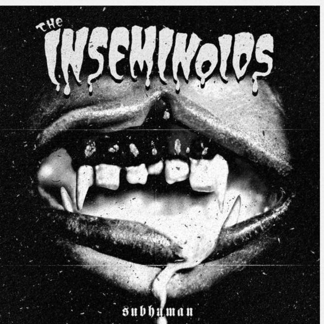 "Ny singel: The Inseminoids – ""Ooze""."