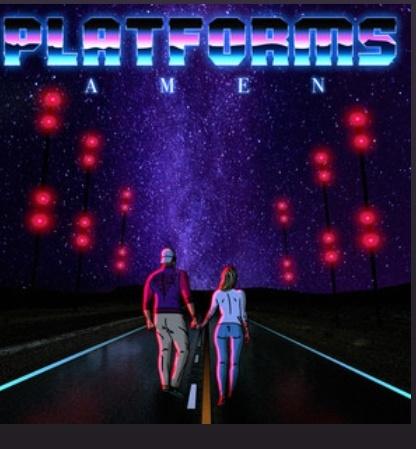 "Ny Singel: Platforms – ""Amen""."