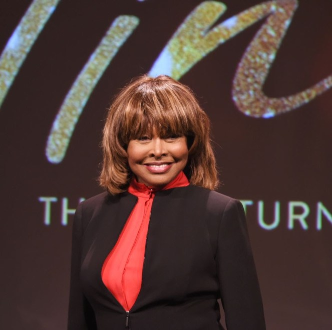 Tina Turner 80 år.