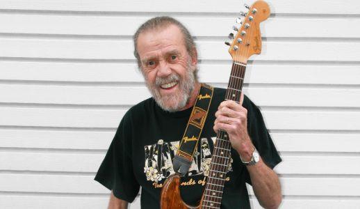 Musikern och gitarristen Bo Winberg har avlidit.