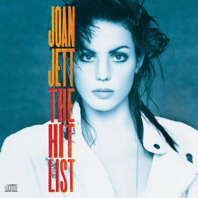 """Joan Jett – """"The Hit List"""" 30 år."""
