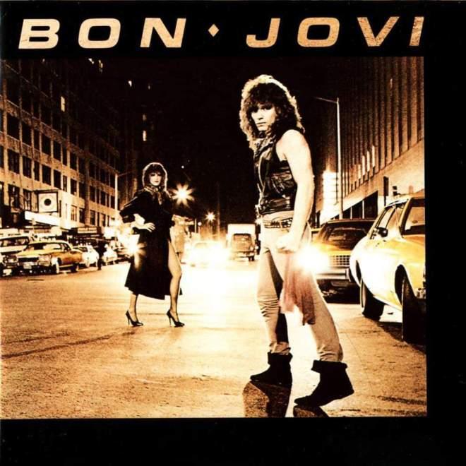 36 år sedan Bon Jovi albumdebuterade.