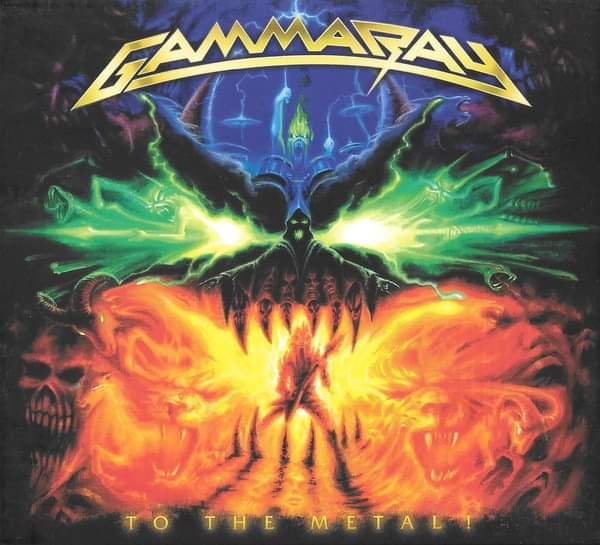 Gamma Ray – To The Metal! 10 år.