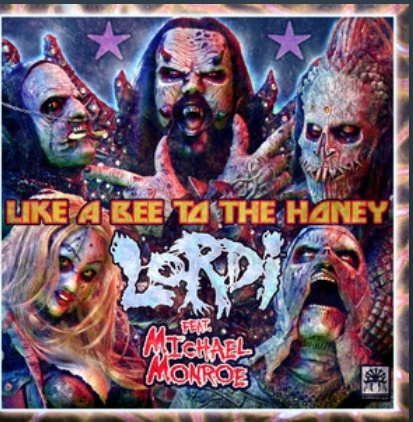 """Ny Video: Lordi – """"Like A Bee To The Honey"""""""