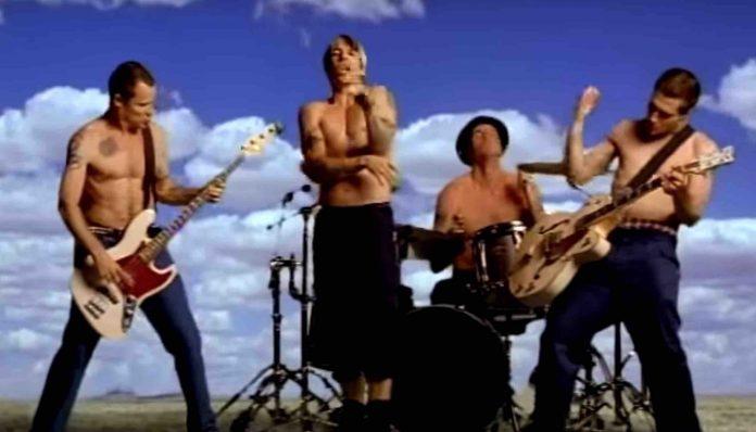 Red Hot Chili Peppers jobbar på nytt album.