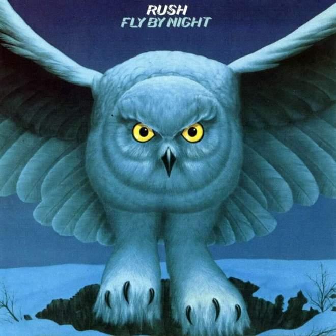 "Rush – ""Fly By Night"" 45 år."