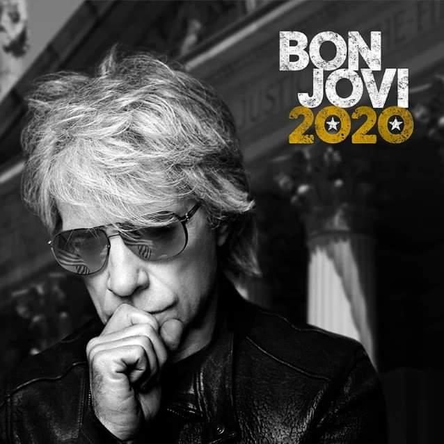 Bon Jovi släpper nytt album.