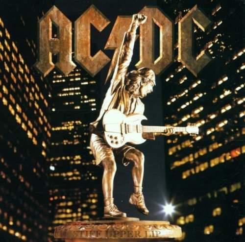 """AC/DC – """"Stiff Upper Lip"""" 20 år."""
