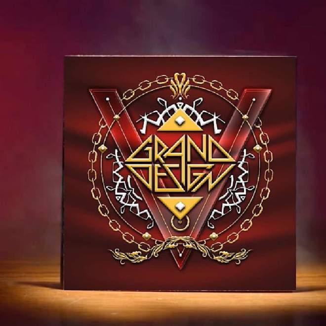 """Ny Skivrecension: Grand Design – """"V""""."""