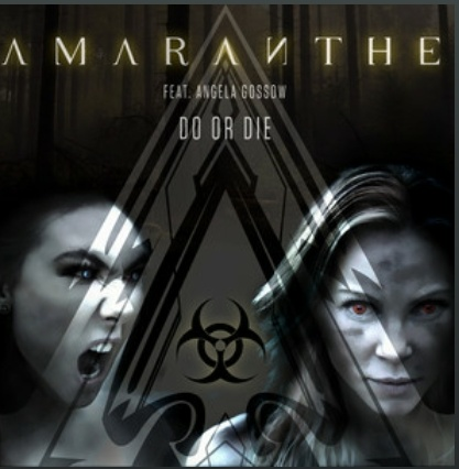 """Ny Video: Amaranthe featuring Angela Gossow – """"Do or Die'."""