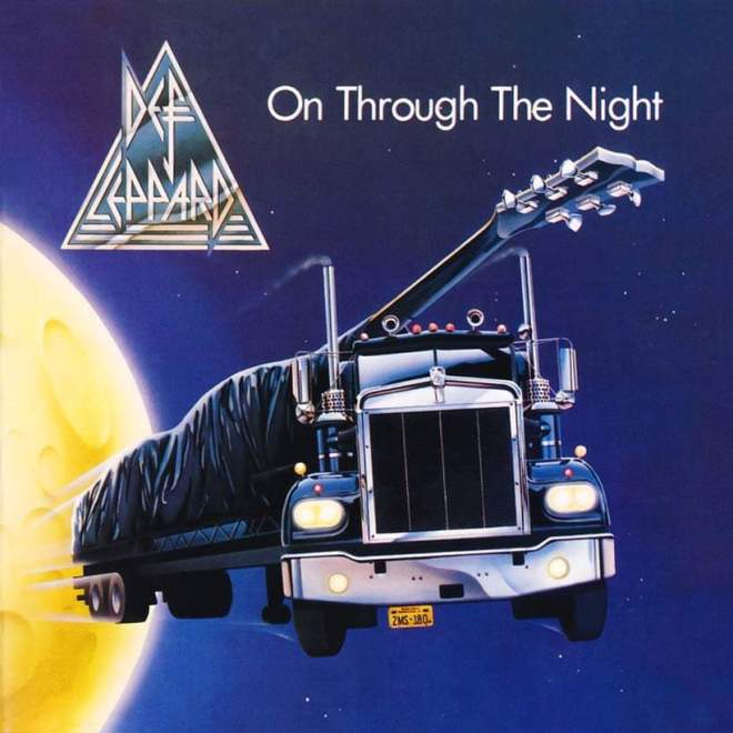 "Def Leppard – ""On Through The Night"" 40 år."