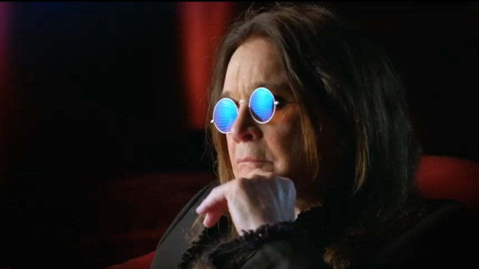 "Ny Video: Ozzy Osbourne featuring Elton John – ""Ordinary Man""."