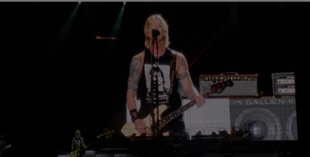 """Se Guns N'Roses framföra """"So Fine"""" för första gången på nästan 30 år!"""