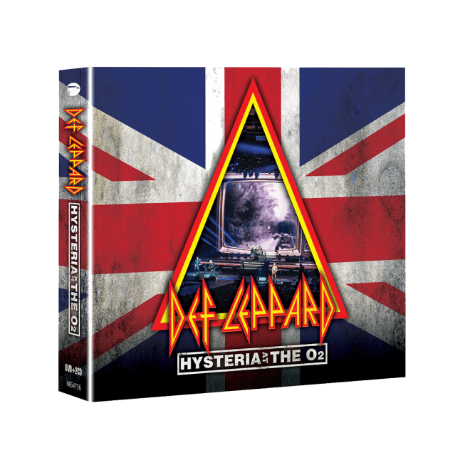 Ny video med Def Leppard