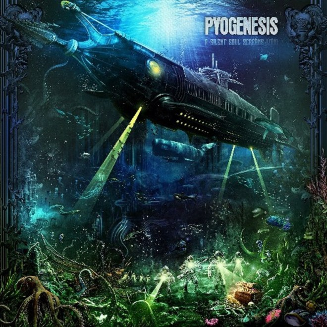 Skivrecension: Pyogenesis – A Silent Soul Screams Loud.