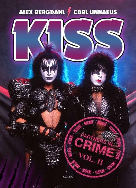Ny Biografi: KISSPARTNERS IN CRIME II UTE 30 OKTOBER!