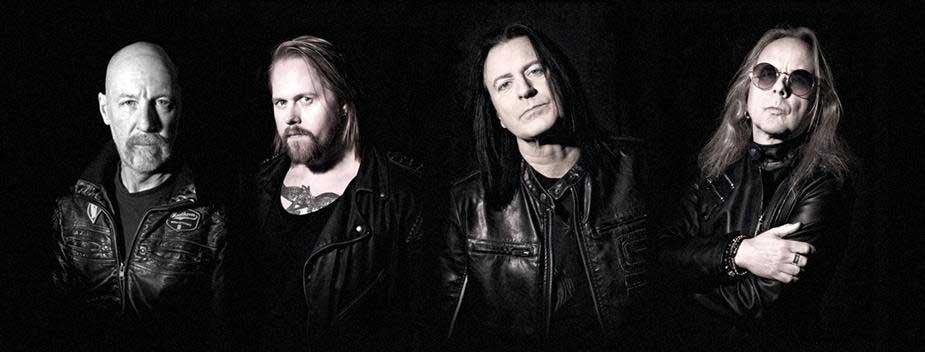 Svenska Heavy Metal bandet Mean Streak signar världsdeal  med europeiska El Puerto Records.
