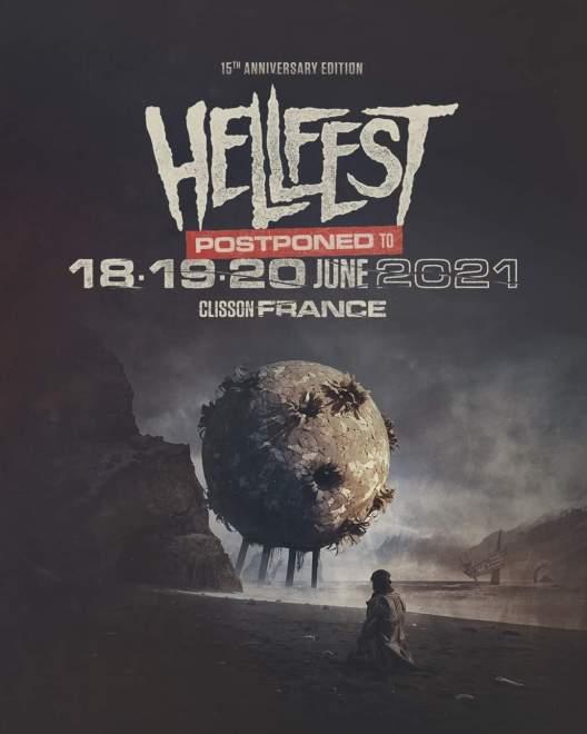 Hellfest ställs in.