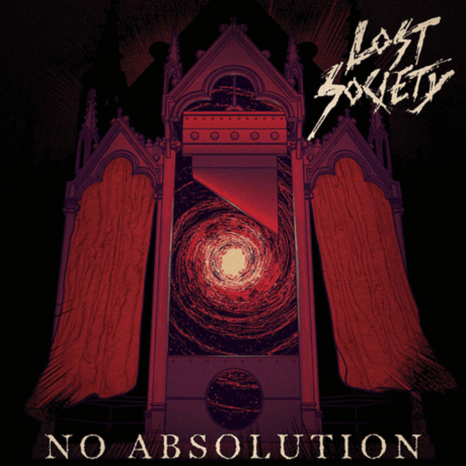 Skivrecension: Lost Society – No Absolution