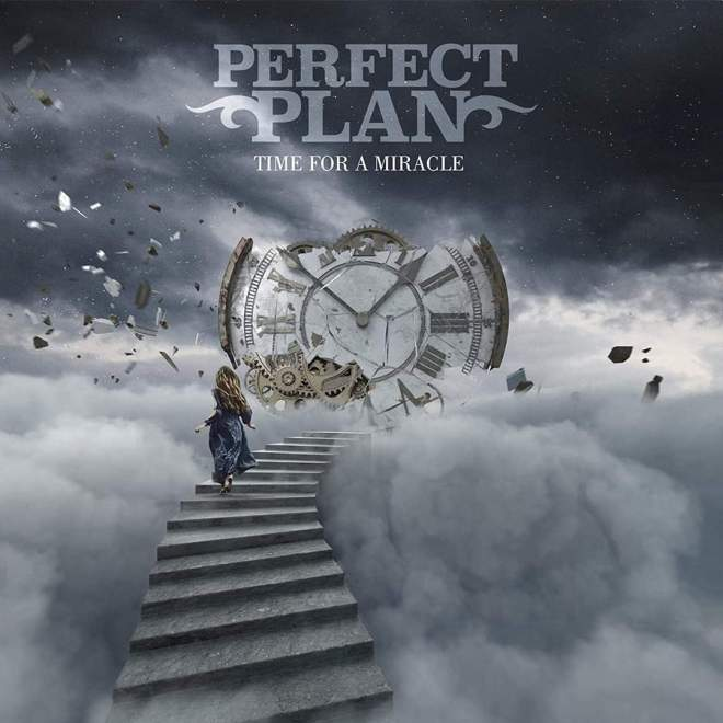 "EXTRA EXTRA, Perfect Plan reveals track list and album art for new album ""Time For A Miracle""."