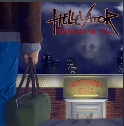 "Ny Skivrecension: Hellevator – ""Sentenced To Hell""."