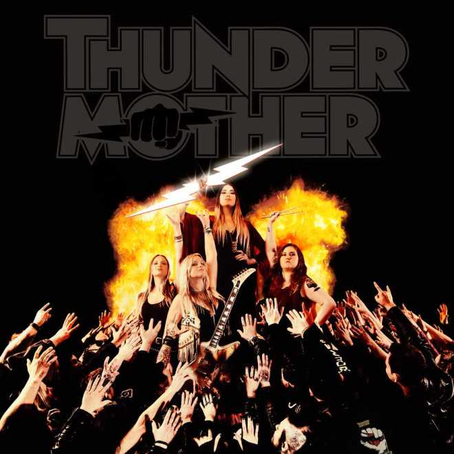 Skivrecension: Thundermother – Heat Wave