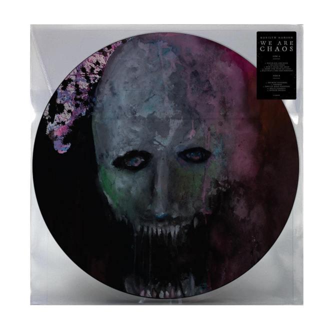 Ny Singel Från Marilyn Manson – Don´t Chase The Dead