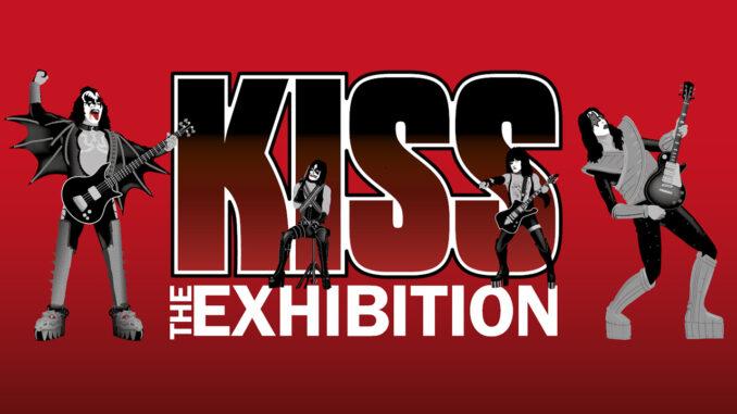Kiss The Exhibition – en unik utställning med orginalföremål från hela Kiss karriär till Malmö.
