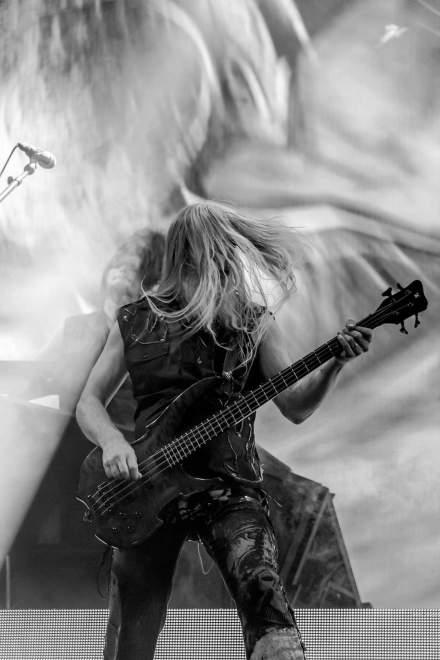 Marko Hietala lämnar Nightwish.