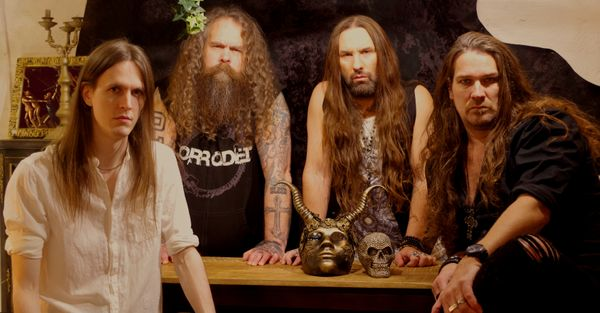 Swedish Classic Hard Rock/Doom Rockers THE SONIC OVERLORDSSign With M-Theory Audio.