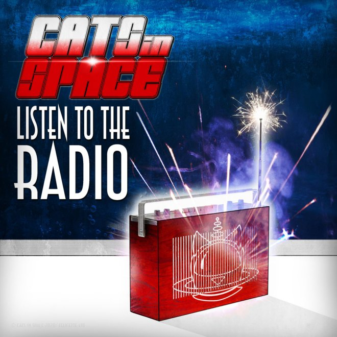 "Ny Video: Cats In Space – ""Listen To The Radio""."