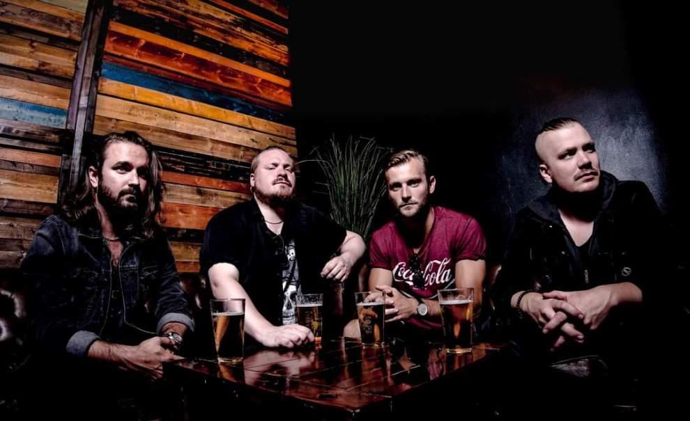 Frontier Music signar svenska Melodic Rock bandet degreed.