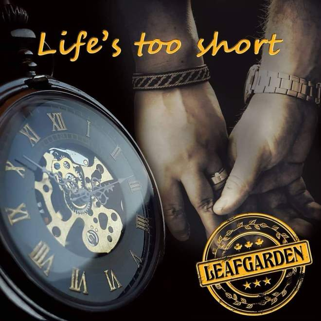 "Ny Singel: Leafgarden – ""Life's Too Short""."