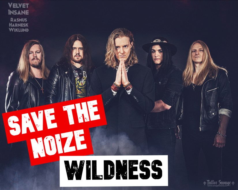Wildness ansluter sig till Save The Noize!