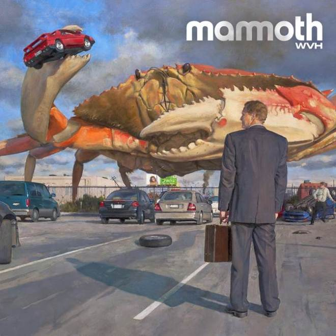 MAMMOTH WVH SET TO RELEASE SELF-TITLED DEBUT ALBUM ON JUNE 11th VIA EX1 RECORDS.