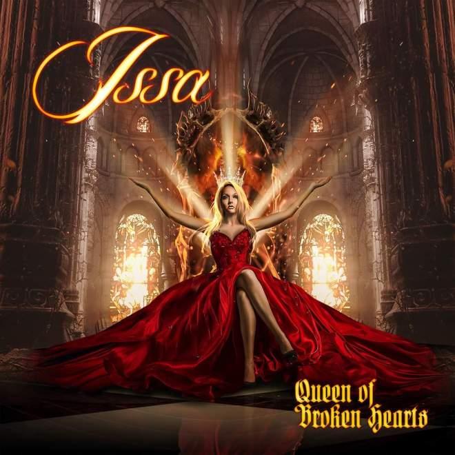 """Ny Skivrecension: Issa – """"Queen Of Broken Hearts""""."""
