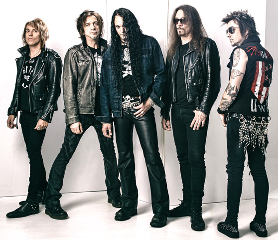 SKID ROW SIGNS TO earMUSIC –NEW ALBUM TO FOLLOW IN 2022!