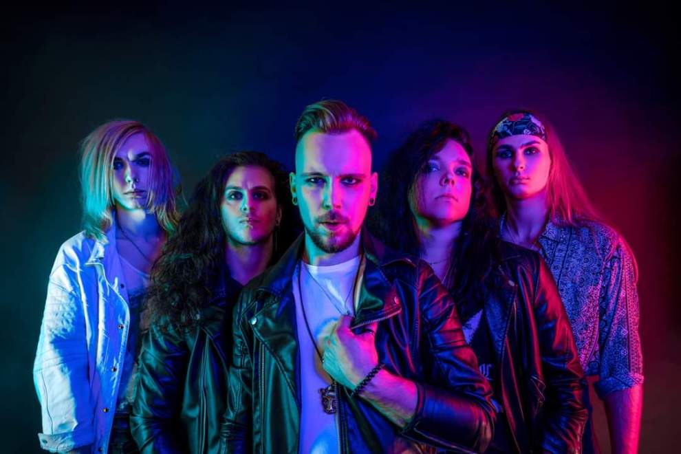 PRIDE & JOY MUSIC signs STRYKENINE – the new force of Swedish Melodic Rock!
