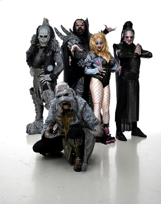 LORDI announcing to release 7 new studio-albums simultaneously!