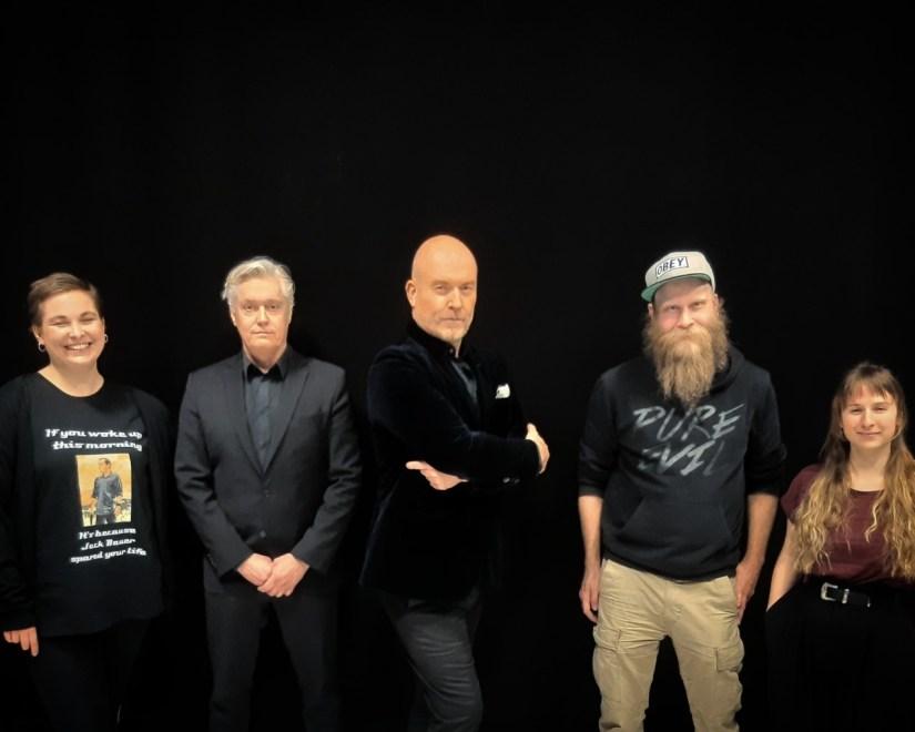 Ikoniska kultbandet Lustans Lakejer annonserar nytt album och signar med Icons Creating Evil Art