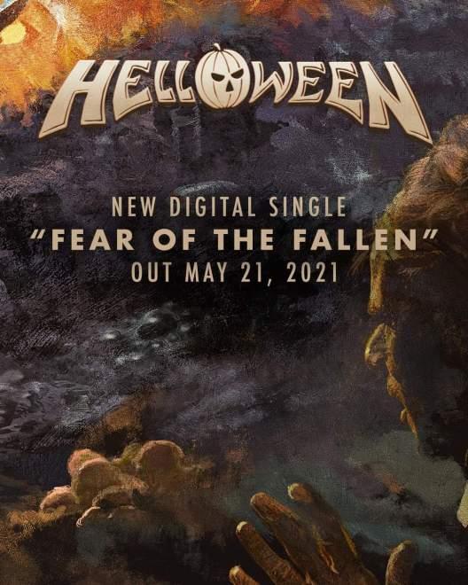"Ny Video: Helloween – ""Fear Of The Fallen""."