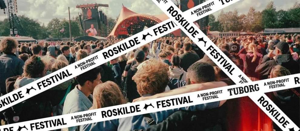 Roskilde Festivalen ställer in. Siktar mot 2022.