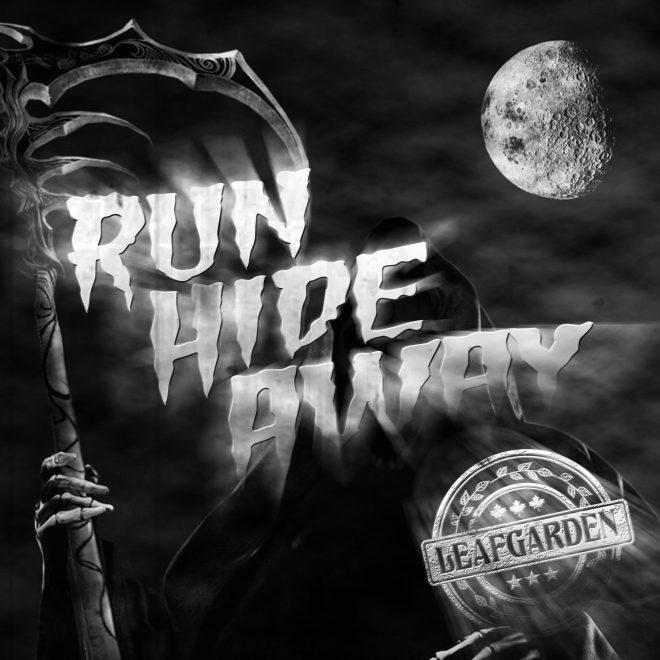 "Ny Singel: Leafgarden – ""Run Hide Away""."